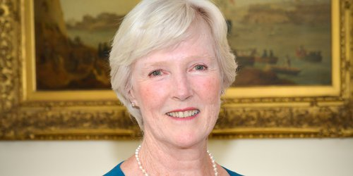 Elizabeth Howe DL, new Lord Lieutenant of Buckinghamshire.jpg