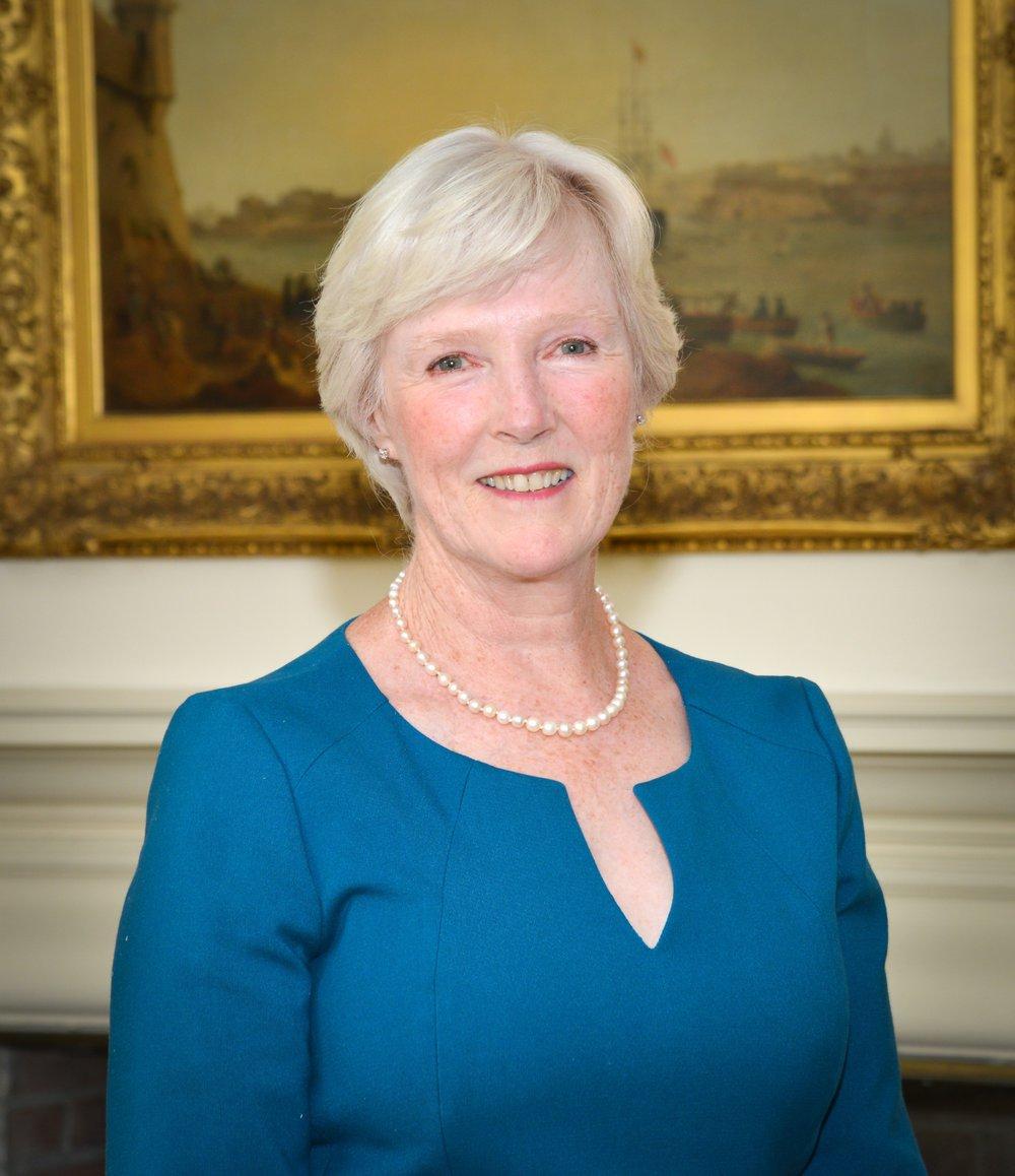 Elizabeth Howe DL, new Lord Lieutenant of Buckinghamshire.jpg